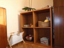 Material accesible a los niños. Okapi. Oviedo.